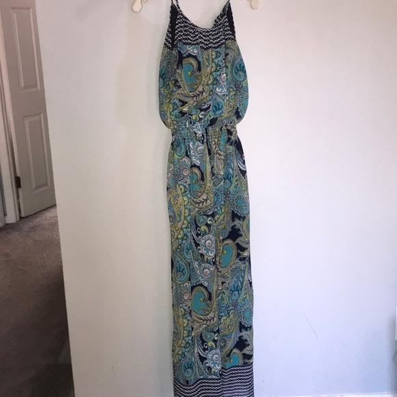Enfocus Studio Dresses & Skirts - Halter maxi dress